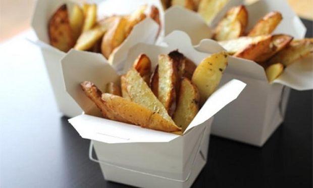 Φαγητό για πάρτι: Νόστιμες πατατούλες φούρνου