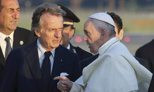 LIVE η επίσκεψη Πάπα: To Newsbomb.gr στη Μυτιλήνη