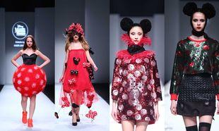 Θα φορούσατε ρούχα εμπνευσμένα από τη Minnie Mouse;