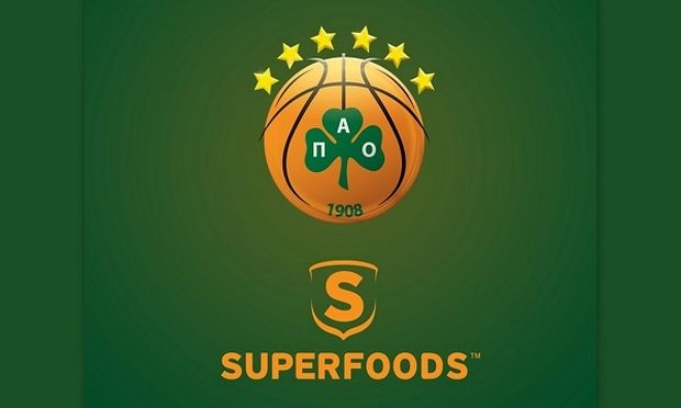 ΚΑΕ Παναθηναϊκός και Superfoods ανοίγουν νέους ορίζοντες