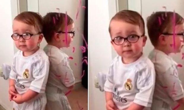 Ποιος μπορεί να έκανε την ζαβολιά; Δείτε τη φοβερή απάντηση του μικρού που σαρώνει στο διαδίκτυο! (βίντεο)