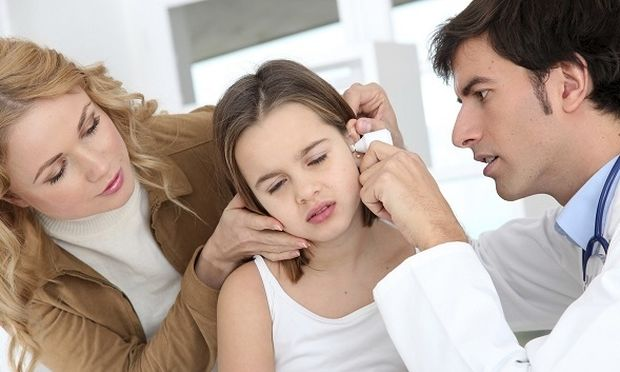 Τυμπανική διάτρηση στα παιδιά-Πώς αντιμετωπίζεται