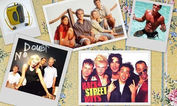 Τα τραγούδια που αγαπήσαμε στη εφηβεία μας όσοι γεννηθήκαμε τη δεκαετία '80-'90!