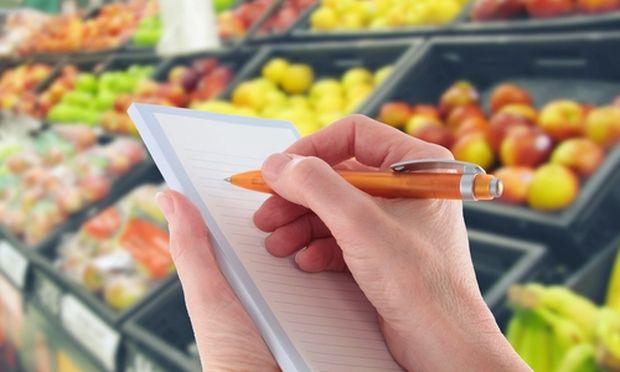 Οδηγός αγοράς τροφίμων για να τρώμε υγιεινά!