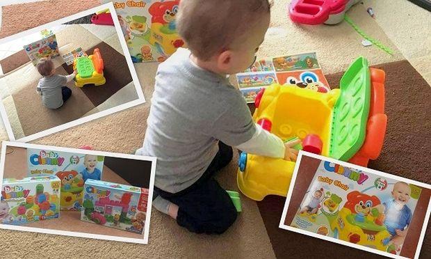 Αν είστε νονά παιδιού ηλικίας 10-36 μηνών, τότε αυτό το δώρο πρέπει να συνοδεύσει τη λαμπάδα σας!