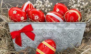 Πόσο χρόνο διατηρούνται τα κόκκινα αυγά;