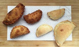 Συνταγή για την αργεντίνικη ζύμη Embanada (Εμπανάδα)