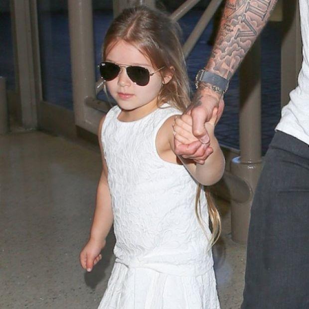 Κούκλα και ναζιάρα: Το video της Harper Beckham που σάρωσε στα likes!