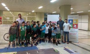PAO BC Academy - Honda Day: Μία μέρα αφιερωμένη στα παιδιά και τους γονείς τους