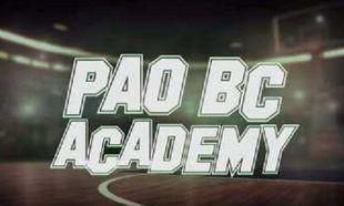 PAO BC Academy-Creating The Future-Season 2016-2017