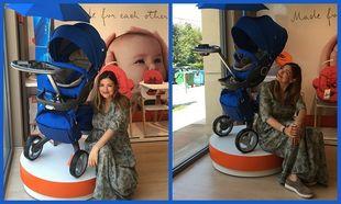 Stokke® Xplory® Cobalt Blue: Μοντέρνο καροτσάκι για στυλάτες μαμάδες!
