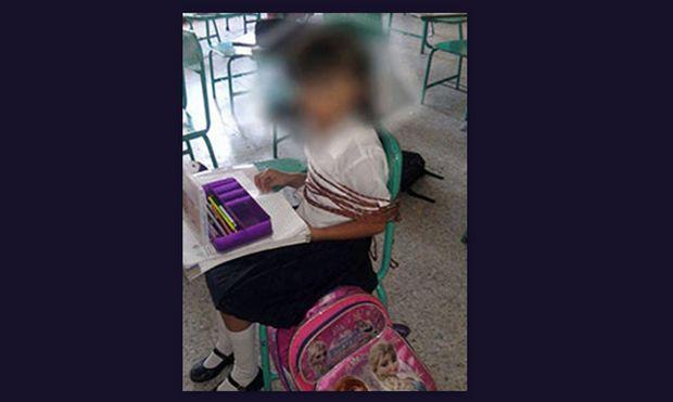 Δασκάλα έδεσε 6χρονη μαθήτρια στην καρέκλα -Το παράδοξο όμως δεν είναι μόνο αυτό!