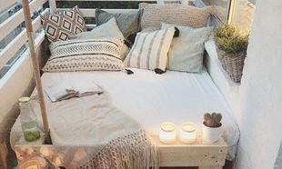 Deco: Μεταμορφώστε το μπαλκόνι σας στο ωραιότερο σημείου του σπιτιού σας! (εικόνες)
