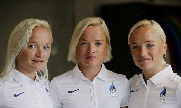 Τρίδυμες θα τρέξουν για πρώτη φορά σε Ολυμπιακούς Αγώνες-Δείτε ποιο είναι το σύνθημά τους (βίντεο)