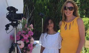 Τατιάνα Στεφανίδου: Δείτε πώς αποχαιρέτησε τη σχολική χρονιά η κόρη της Λυδία (βίντεο)