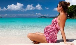 Τι πρέπει να προσέχουν οι έγκυες το καλοκαίρι