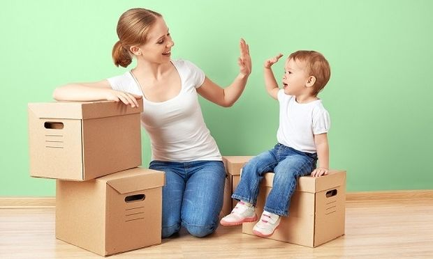 Οι συχνές μετακομίσεις επιδρούν αρνητικά στα παιδιά- Ποιες είναι οι επιπτώσεις