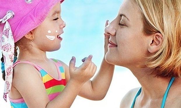 Πώς να προστατέψετε το παιδί σας από τον ήλιο