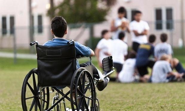 Πρόσβαση των παιδιών με αναπηρία στα σχολεία ζητούν οι Έλληνες μαθητές