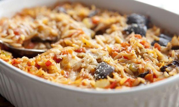 Κριθαράκι με λαχανικά: Πανεύκολο και πολύχρωμο!
