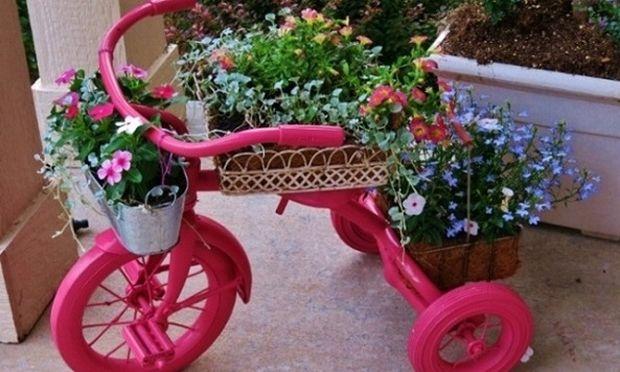 Ιδέες για να μεταμορφώσετε τον κήπο ή τη βεράντα σας