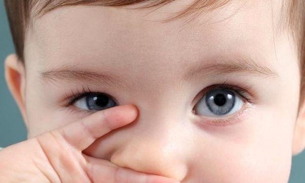 Τι χρώμα μάτια θα έχει το παιδί μου;