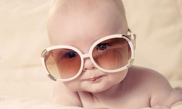 Χρειάζονται τα μωρά γυαλιά ηλίου;