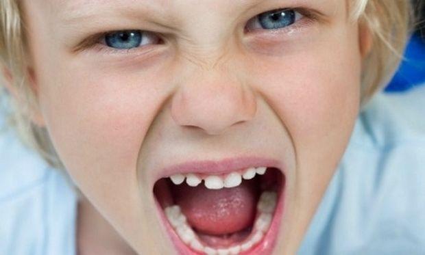 Πότε ο θυμός του παιδιού κρύβει φόβο
