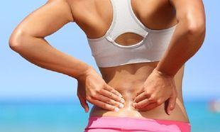 Πώς να αποφύγετε τους πόνους στη μέση κατά τους καλοκαιρινούς μήνες