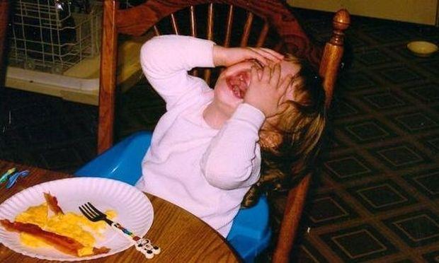 20 γελοίοι λόγοι για τους οποίους κλαίει ένα παιδί