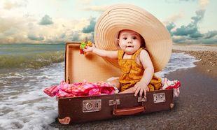Ταξίδι με μωρό: Όλα όσα πρέπει να γνωρίζετε