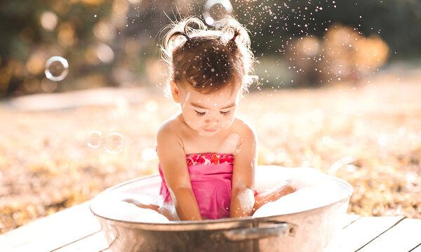 Αφήστε τα παιδιά να έχουν ένα ξέγνοιαστο καλοκαίρι