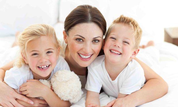 Πώς να είσαι μια ευτυχισμένη μαμά!