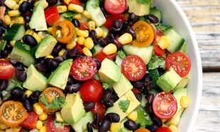 Η πιο εύκολη και πιο χορταστική σαλάτα του καλοκαιριού!