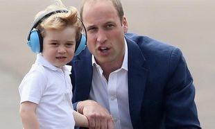 Ο πρίγκιπας George έγινε για μια μέρα ...πιλότος! (φωτό)