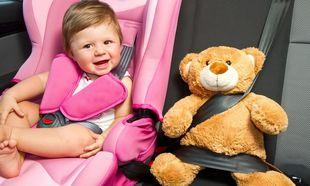 Ποτέ το νεογέννητο στο αυτοκίνητο χωρίς το παιδικό κάθισμα!