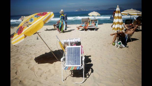 Η ζωή στις παραλίες της Βραζιλίας πριν τους Ολυμπιακούς του Ρίο (pics)
