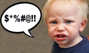 Πώς θα σταματήσει το παιδί να λέει κακές λέξεις