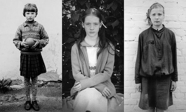 «Τα μελαγχολικά παιδιά» - Φωτογραφίες που διηγούνται ένα δυσάρεστο παρελθόν
