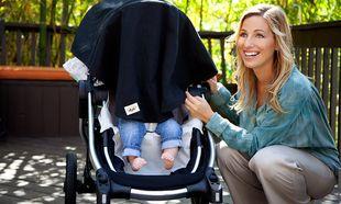 Είναι επικίνδυνο και πρέπει να σταματήσουν να το κάνουν οι γονείς όταν έχουν το μωρό στο καρότσι