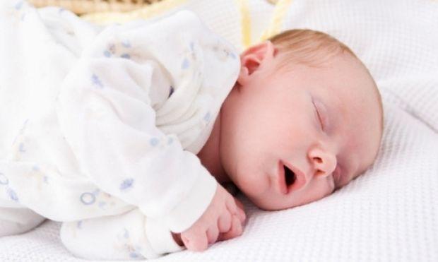 Ο ύπνος του μωρού δεν είναι εύκολο πράγμα...