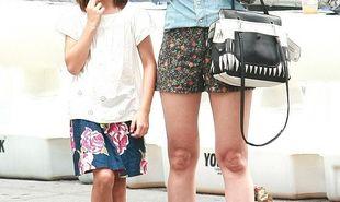 Η κόρη του Tom Cruise και της Katie Holmes μεγάλωσε πολύ