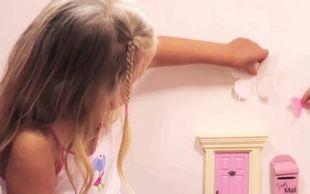 Οι μικροσκοπικές πόρτες που επιφυλάσσουν εκπλήξεις στα παιδιά (βίντεο)