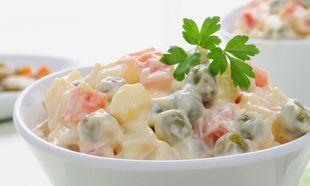 Πεντανόστιμη σπιτική ρώσικη σαλάτα!