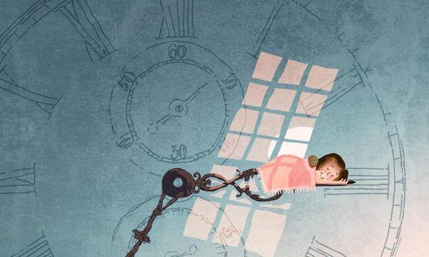 Όσο νωρίτερα κοιμάται το παιδί, τόσο περισσότερα είναι τα οφέλη