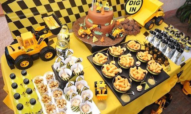 5+2 ιδέες για παιδικό πάρτι γενεθλίων αποκλειστικά για αγόρια! (εικόνες)
