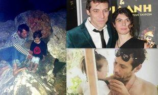 Γιάννης Στάνκογλου: Κάνει διακοπές με την οικογένεια σε… εγκαταλελειμμένο βαγόνι στη Χαλκιδική!
