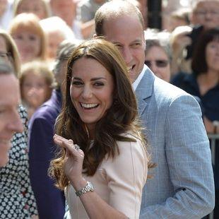 Ποιος τόλμησε να φλερτάρει την Kate Middleton μπροστά στα μάτια του πρίγκιπα William;
