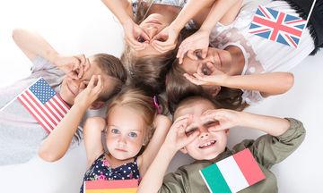 Ποια είναι η κατάλληλη ηλικία για να ξεκινήσει το παιδί ξένες γλώσσες