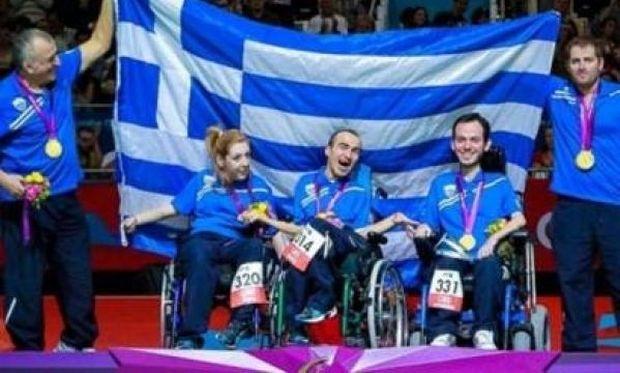 «Στην Ελλάδα οι άνθρωποι στο καρότσι, έχουν… Ολυμπιακούς Αγώνες κάθε μέρα!», γράφει ο Ν. Συρίγος